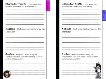 Twelfth Night Analysis Booklet