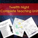 Twelfth Night Bundle: Complete Teacher's Unit