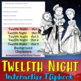 Twelfth Night Interactive Flipbook