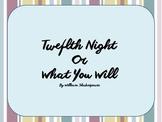 Twelfth Night Introduction