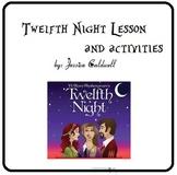 Twelfth Night Lesson