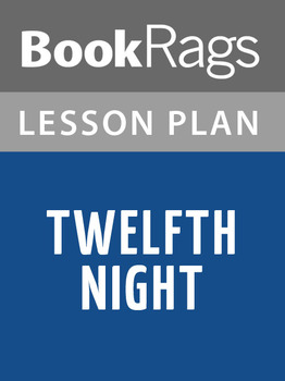 Twelfth Night Lesson Plans
