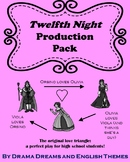 Twelfth Night Production Pack (Abridged Play)