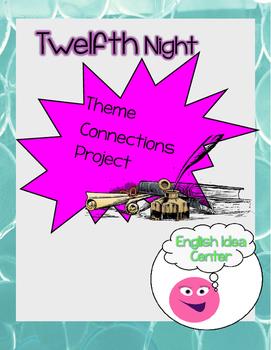 Twelfth Night Theme Project