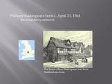 """""""Twelfth Night"""" William Shakespeare Powerpoint Presentation"""