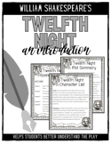 Twelfth Night vs. She's The Man Comparison Charts