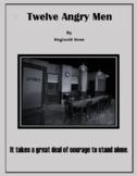 Twelve Angry Men Complete Unit