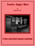 Twelve Angry Men Daily Lesson Activity Bundle