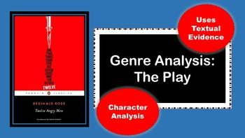 Twelve Angry Men: Genre Analysis
