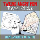 Twelve Angry Men Theme Foldable