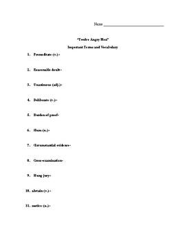 12 angry men book pdf