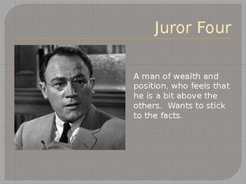 Twelve Angry Men - The jurors