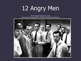 Twelve Angry Men Play or Movie Unit Bundle