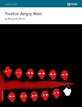 Twelve Angry Men eNotes Lesson Plan