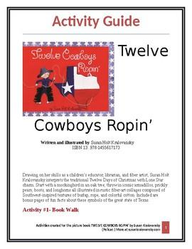 Twelve Cowboys Ropin' Activity Guide
