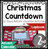 Christmas Activities: Twelve Days Before Christmas Vacation: A Survival Plan