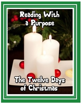 Twelve Days of Christmas: 4th and 5th Grade Common Core