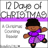 Twelve Days of Christmas Easy Reader for Kindergarten