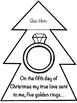 Twelve Days of Christmas- Interactive Song Flapbook