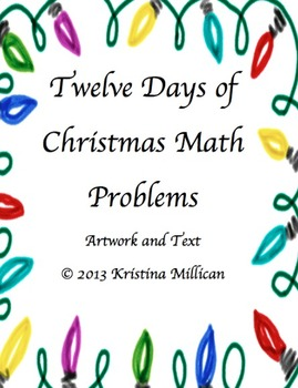 Twelve Days of Christmas Math