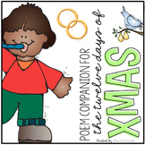 Twelve Days of Christmas Sequence Activity { for Students with Special Needs }
