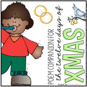 Twelve Days of Christmas Sequence Activity { for Students