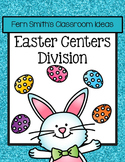 Easter Math Center Division Bundle