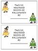 Twelve Haunted Rooms of Halloween Student Read-Along Book