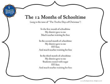 School Gyrls – Twelve Days of Christmas by School Gyrls ...
