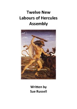 Twelve New Labours of Hercules Class Play