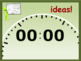 Twenty (20) minute Ideas Countdown Timer