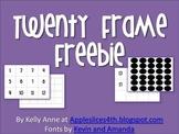 Twenty Frame Freebie