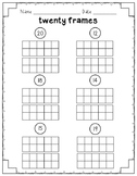 Twenty Frames (3)