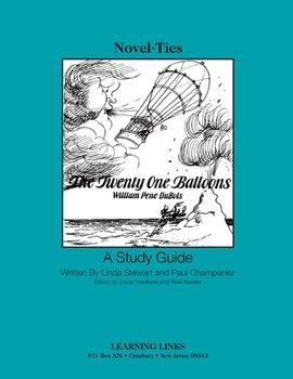 Twenty-One Balloons - Novel-Ties Study Guide