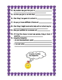 French Immersion: 21 questions