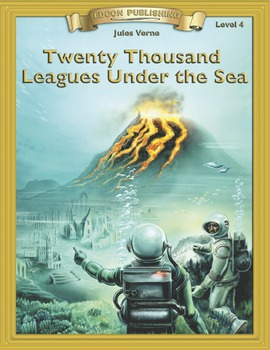Twenty Thousand Leagues Under the Sea RL4.0-5.0 flip page