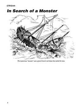 Twenty Thousand Leagues Under the Sea 10 Chapter Reader