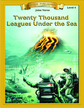 Twenty Thousand Leagues Under the Sea RL4-5 Adapted and Ab