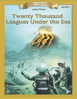Twenty Thousand Leagues Under the Sea RL4-5 ePub with Audi
