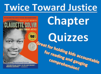 Twice Toward Justice - Chapter Quizzes