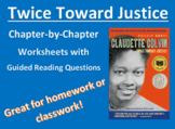 Twice Toward Justice - Chapter by Chapter Questions