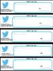 Twiiter Exit Slip in Spanish   El Tweet del día   Boletos de salida en español