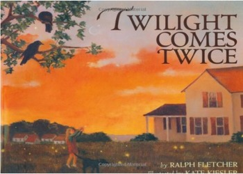 Twilight Comes Twice - ELA CCSS Aligned Mentor Text Study