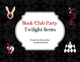 Twilight Series-Book Club Party