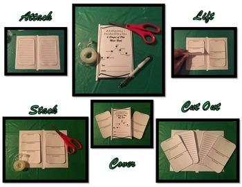 Twilight Zone 6 Stages of Plot Mini-Book Unit Resource Common Core