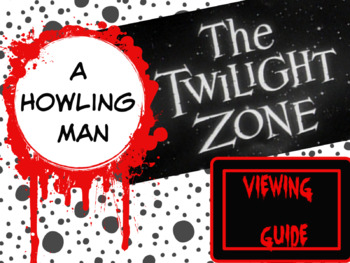 """Twilight Zone """"The Howling Man"""" Viewing Guide"""