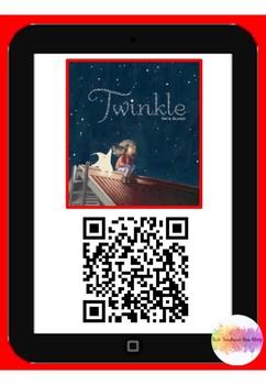 Twinkle- QR Code Comprehension Pack