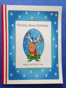 Twinkle Saves Christmas Pack (customizable  story)