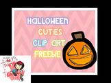 Twinkle Teaches Halloween Cuties Clip Art
