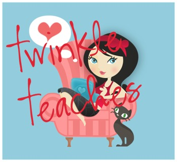 Twinkle Teaches~Store Button/Logo for Credit